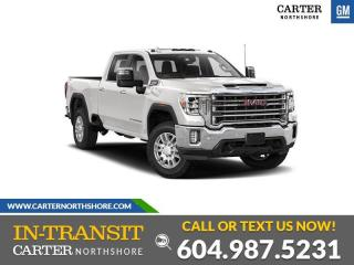 New 2021 GMC Sierra 2500 HD for sale in North Vancouver, BC