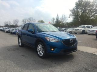 Used 2013 Mazda CX-5 GT for sale in London, ON