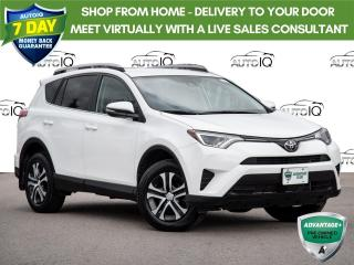 Used 2017 Toyota RAV4 LE TOYOTA QUALITY for sale in Welland, ON
