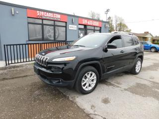 Used 2018 Jeep Cherokee North|NAVI|4X4|BACKUP CAMERA|BLUETOOTH for sale in St. Thomas, ON