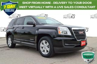 Used 2016 GMC Terrain SLE-1 ONE OWNER for sale in Grimsby, ON