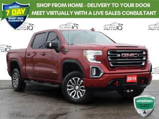 Used 2019 GMC Sierra 1500 AT4 Just Arrived  . 1 Owner for sale in Tillsonburg, ON