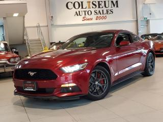Used 2015 Ford Mustang FASTBACK ECOBOOST PREMIUM-LEATHER-CAMERA-AUTO for sale in Toronto, ON