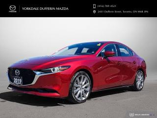 Used 2019 Mazda MAZDA3 GT at AWD ONE OWNER! for sale in York, ON