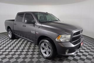 Used 2018 RAM 1500 ST EXPRESS | 1 OWNER - NO ACCIDENTS | 4X4 | 5.7L HEMI | CREW CAB for sale in Huntsville, ON
