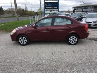 Used 2009 Hyundai Accent GLS for sale in Newmarket, ON