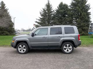Used 2011 Jeep Patriot Limited 4WD w/ NAV for sale in Thornton, ON