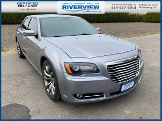 Used 2014 Chrysler 300 No Accidents | Bose Sound System | Rear View Camera for sale in Wallaceburg, ON
