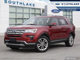 Used 2019 Ford Explorer LIMITED for sale in Newmarket, ON