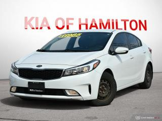 Used 2017 Kia Forte LX for sale in Hamilton, ON