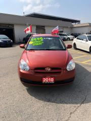 Used 2010 Hyundai Accent GL for sale in Kitchener, ON