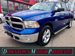 Used 2014 RAM 1500 SLT 4WD Crew Cab for sale in London, ON