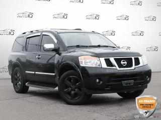 Used 2012 Nissan Armada Platinum Edition You Safety You Save!! for sale in Oakville, ON