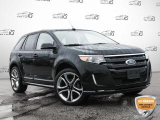Used 2013 Ford Edge Edge Sport | Awd | Navigation!! for sale in Oakville, ON