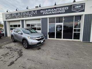 Used 2017 Honda CR-V LX for sale in Kingston, ON