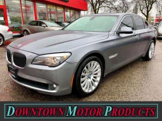 Used 2012 BMW 7 Series 750i xDrive for sale in London, ON