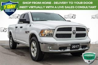 Used 2017 RAM 1500 SLT CLEAN LOCAL TRADE | 4X4 | QUAD CAB for sale in Innisfil, ON