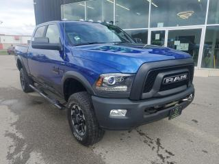 Used 2018 RAM 2500 Power Wagon NAV, Remote Start, Apple CarPlay, Sunroof!! for sale in Ingersoll, ON