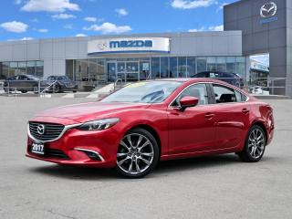 Used 2017 Mazda MAZDA6 GT- 6 SPEED MANUAL, LEATHER, NAVI, BOSE, BSM for sale in Hamilton, ON