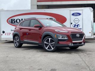 New 2021 Hyundai KONA 1.6T Ultimate w/Red Colour Pack for sale in Midland, ON