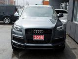 2015 Audi Q7 3.0T|VORSPUNG|S LINE|NAVI|360 CAMERA|PANOROOF