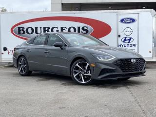 New 2021 Hyundai Sonata SPORT for sale in Midland, ON