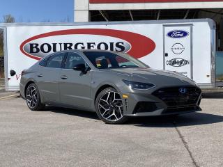 Used 2021 Hyundai Sonata N Line for sale in Midland, ON