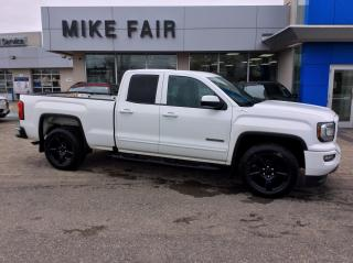 Used 2016 GMC Sierra 1500 Remote Keyless Entry, Climate Control, Power Windows/Doors for sale in Smiths Falls, ON