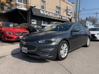 Used 2018 Chevrolet Malibu 4dr Sdn Hybrid w/1HY for sale in Scarborough, ON
