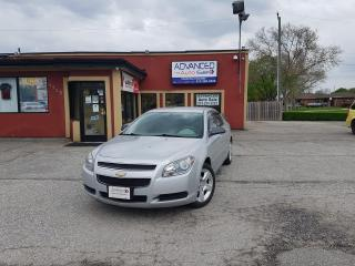 Used 2011 Chevrolet Malibu LS for sale in Windsor, ON