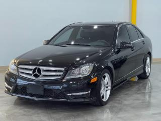 Used 2013 Mercedes-Benz C-Class C 300 Sport Sedan 4MATIC for sale in Richmond Hill, ON