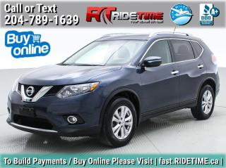 Used 2015 Nissan Rogue SV for sale in Winnipeg, MB