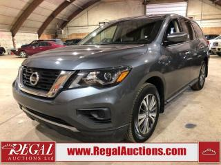 Used 2017 Nissan Pathfinder S 4D UTILITY 3.5L for sale in Calgary, AB