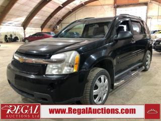 Used 2008 Chevrolet Equinox TEAM CANADA 4D UTILITY AWD for sale in Calgary, AB