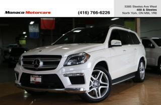 Used 2014 Mercedes-Benz GL-Class GL550 - AMG|DVD|PANOROOF|NAVI|360CAM|BLINDSPOT for sale in North York, ON