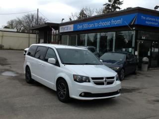 Used 2019 Dodge Grand Caravan GT LEATHER, PWR HEATED SEATS/WHEEL, PWR DOORS!! WOW!! for sale in North Bay, ON