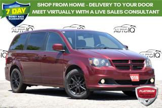 Used 2019 Dodge Grand Caravan GT | LEATHER | 3.6L V6 | STOW N' GO for sale in Kitchener, ON