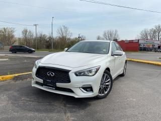 Used 2018 Infiniti Q50 for sale in London, ON