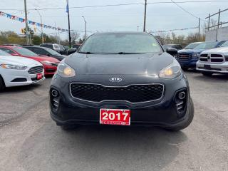 Used 2017 Kia Sportage for sale in London, ON