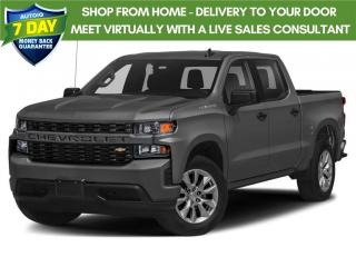 New 2021 Chevrolet Silverado 1500 Custom for sale in Tillsonburg, ON