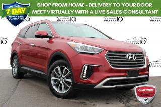 Used 2019 Hyundai Santa Fe XL Luxury 7 passenger leather pano roof  awd for sale in Hamilton, ON