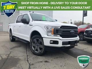 Used 2020 Ford F-150 XLT SPORT 4X4! NAVIGATION! CREW CAB! for sale in Hamilton, ON