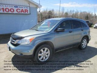 Used 2011 Honda CR-V LX for sale in North Bay, ON