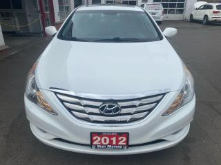 Used 2012 Hyundai Sonata GLS for sale in Hamilton, ON