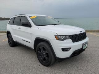 Used 2019 Jeep Grand Cherokee Laredo Low K's 4x4 Heated Seats Sun Roof Bluetooth/CarPlay Backup Cam for sale in Belle River, ON