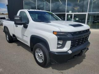 Used 2020 Chevrolet Silverado 2500 HD Work Truck Apple CarPlay, 8 Foot Box, Backup Cam, Spray In Liner!! for sale in Ingersoll, ON