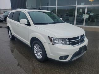 Used 2017 Dodge Journey SXT 5 Passenger, Heated Seats, DVD, Sunroof!! for sale in Ingersoll, ON
