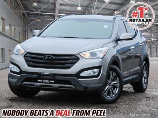 Used 2016 Hyundai Santa Fe Sport 2.4 Premium for sale in Mississauga, ON