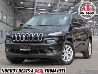 Used 2014 Jeep Cherokee North for sale in Mississauga, ON