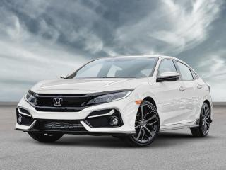 New 2021 Honda Civic Hatchback Sport Touring CVT for sale in Amherst, NS